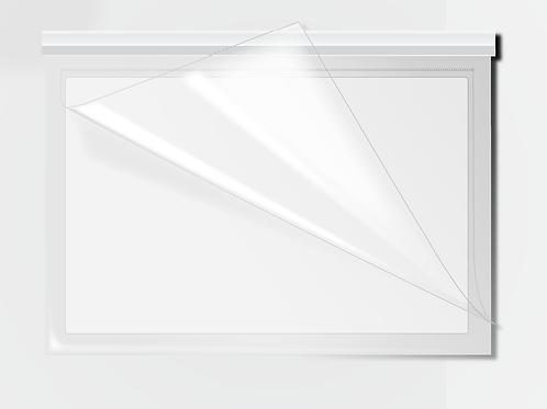 Plastic Document Holders | Window