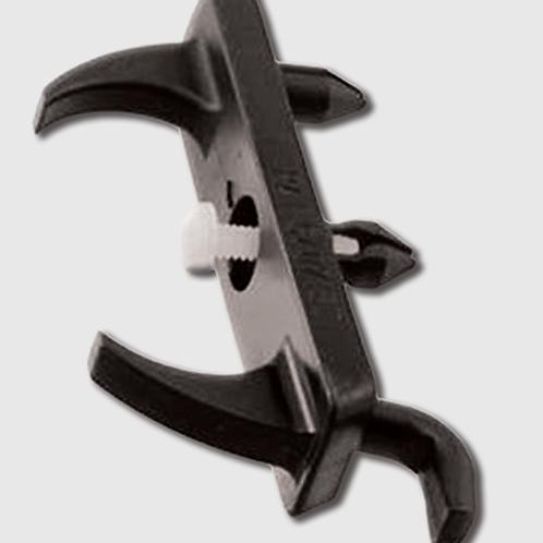 PEG-Board Plastic Hooks