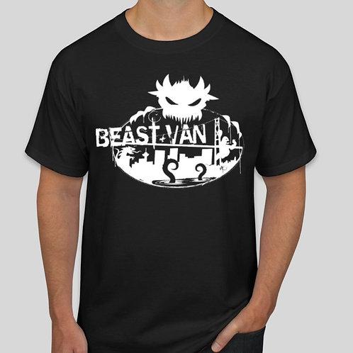 Beast Van Records Throwback Tee