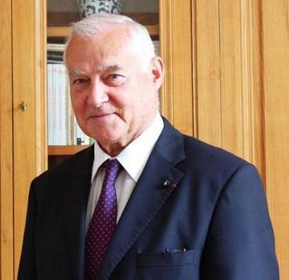 Yann Baggio, Président de l'Ordre de Malte France