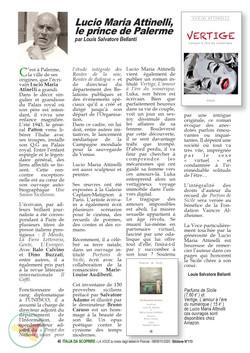 45 Lucio Maria Attinelli SICILIA  LV113
