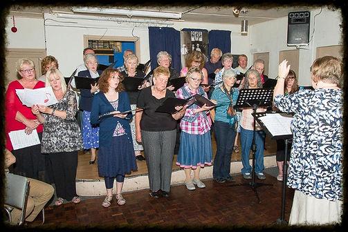 choirs in cornwall