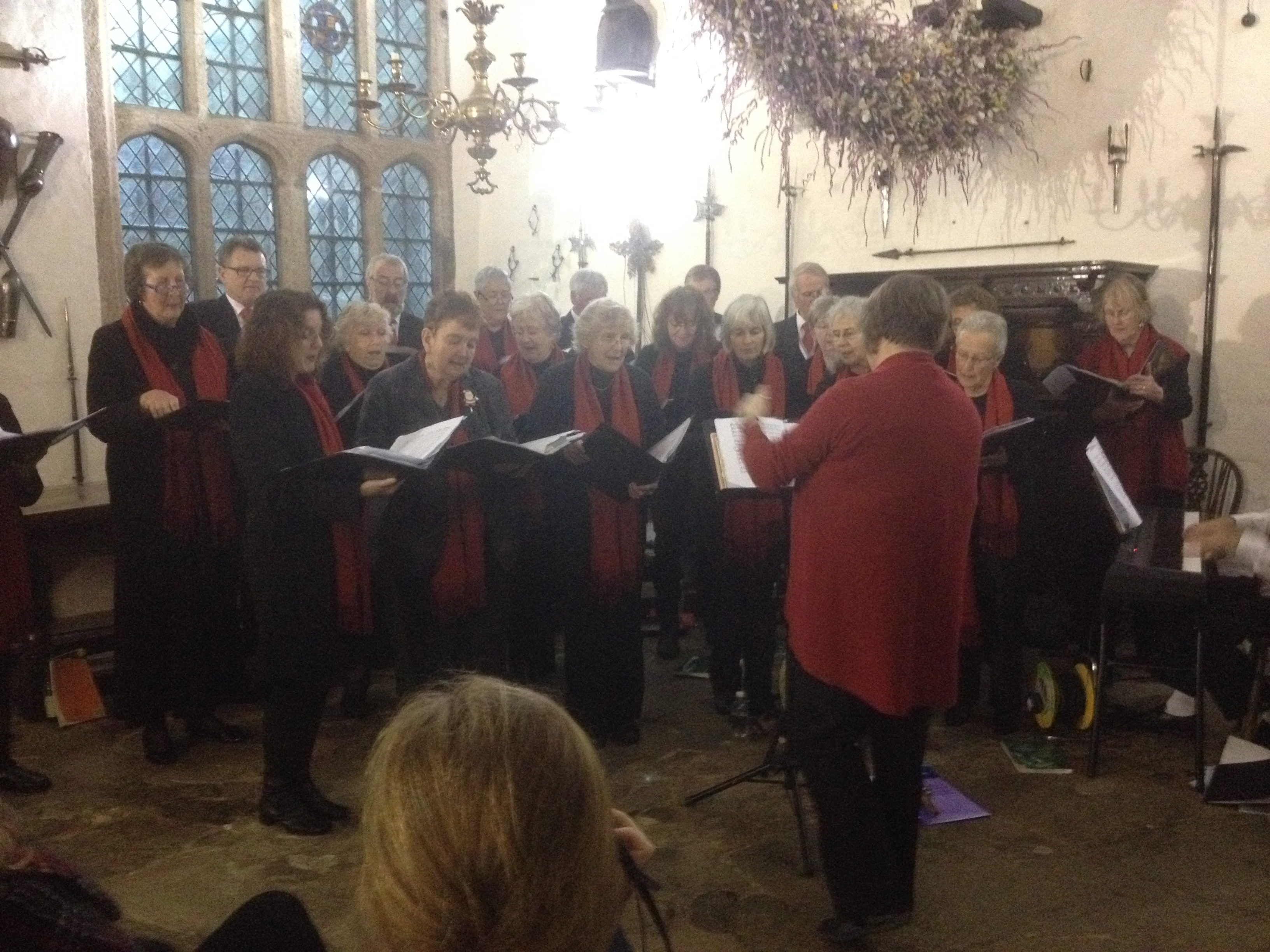 Carols at Cotehele