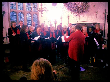 Whitsand Harmony - choirs in cornwall