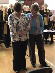 Ann and Barbara Snowling