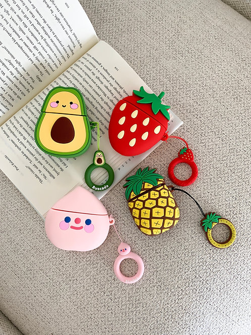 Fruit AirPods Case