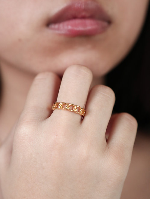 """""""Bold"""" Chain Ring"""