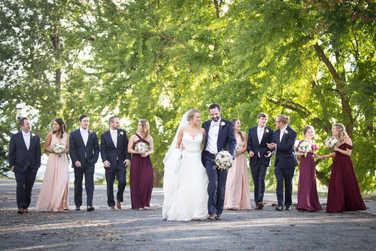 wedding party magic