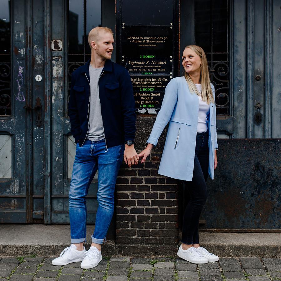 Stefanie und Christoph