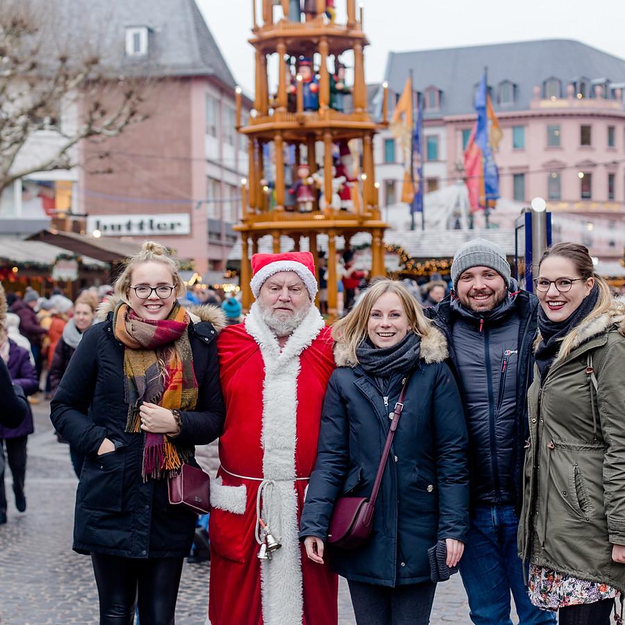 Mainz und Karlsruhe