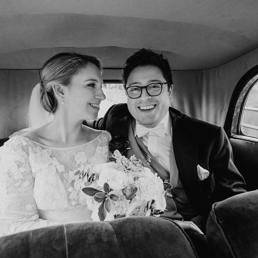Hochzeit von Chrissy und André