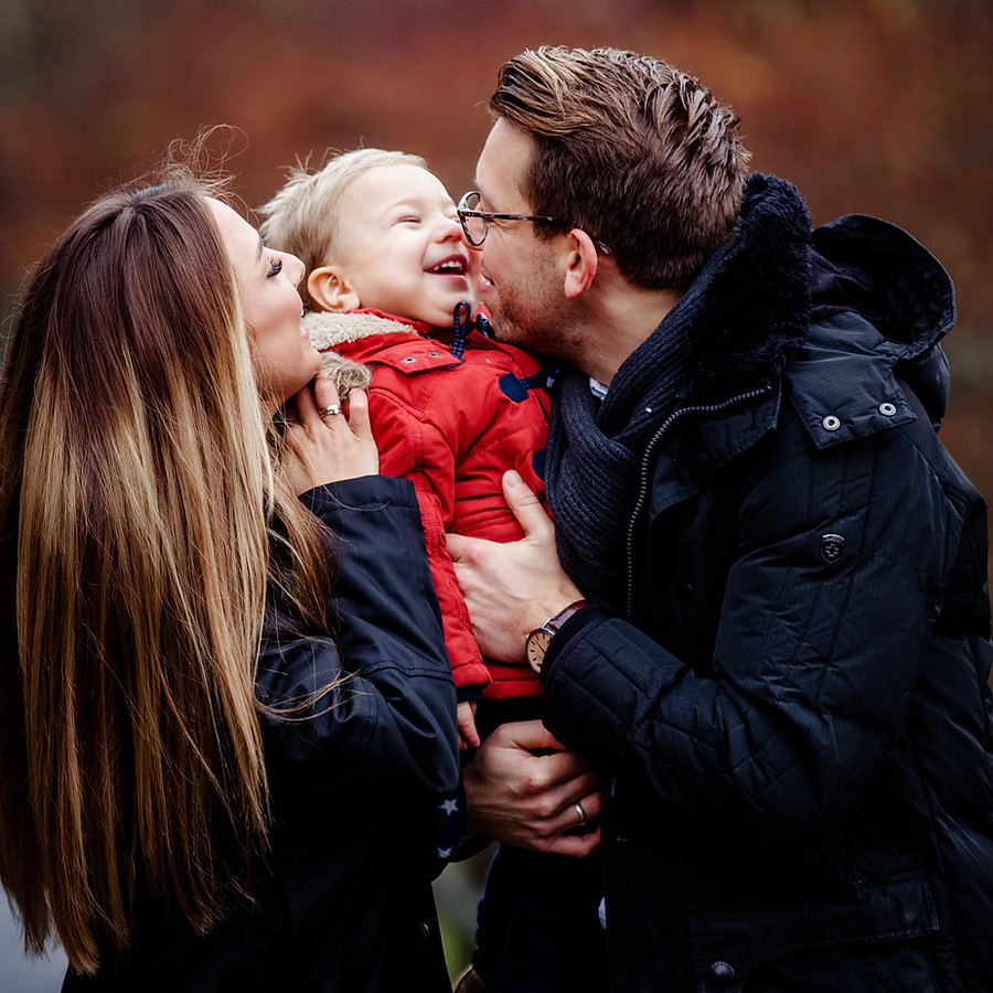 Weihnachtsbilder Familie Bohmbach