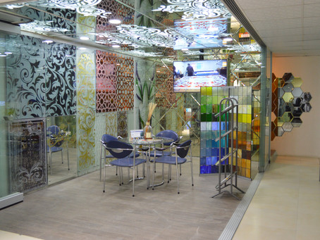 Sahara Glass Showroom