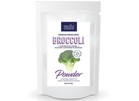 Freeze Dried Broccoli Powder