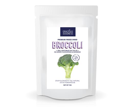 Freeze Dried Broccoli