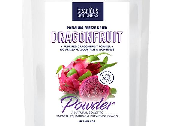 Freeze Dried Dragonfruit Powder
