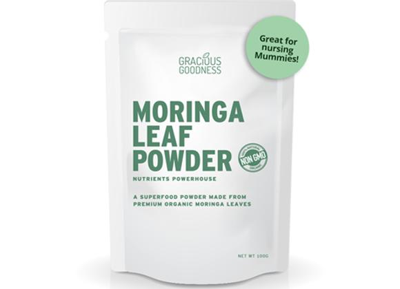Organic Moringa Leaf Bundle Pack