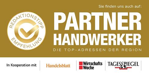Partner Handwerk Signet