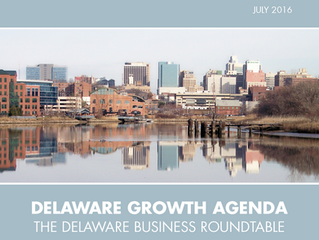 Delaware Growth Agenda: State Must Pursue New Long-Term Approach To Economic Development Over Next F