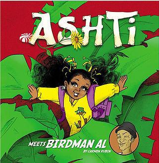 https://www.amazon.com/Ashti-Meets-Birdman-Carmen-Rubin/dp/0615260535