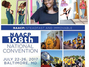 NAACP CONVENTION AND SIGNING