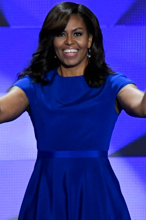 MICHELLE OBAMA, FORMER FIRST LADY AND LAWYER