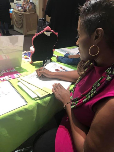 Arlington Black History Museum Signing
