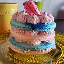 Mega Mac Birthday cake