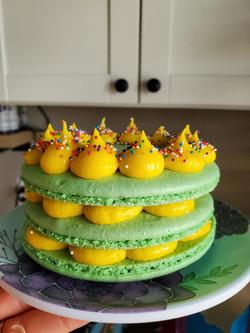 Mega Mac Cake
