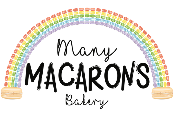 Many Macarons Rainbow Only- transparent.