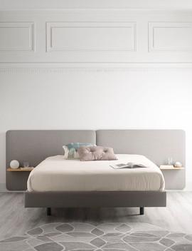 Bett Lota von Treku