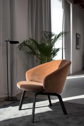 Sessel Close Lounge von Arco