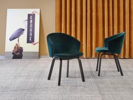 Stuhl Close von Arco