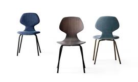 Stuhl Chiba von Pode