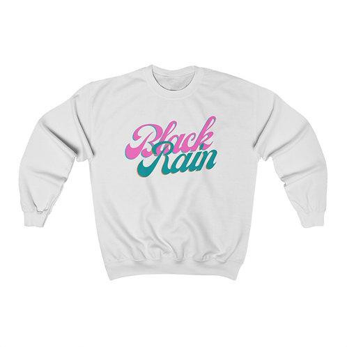 Black Rain Unisex Heavy Blend Crewneck Sweatshirt