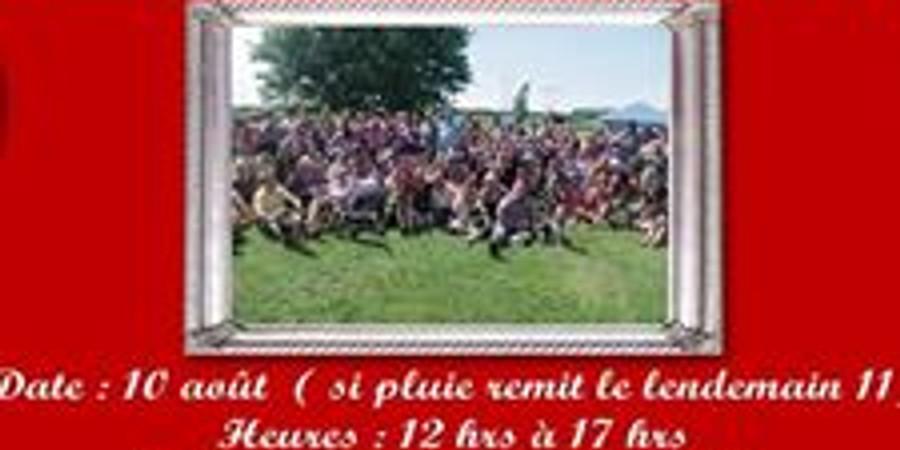 Rassemblement de Nos Mignons Beagles du Québec 2019 ( 4e Année)