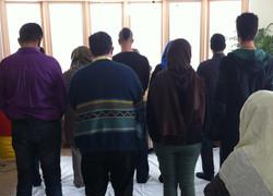 Mixed congregational prayers