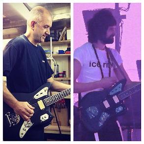 Probett Guitars Kasabian