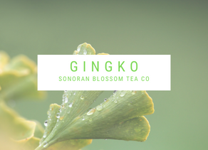 Ginkgo. The Super Food With a Super Name.