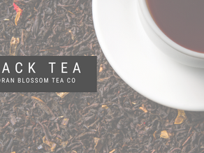 What is Black Tea & Why Should I Care???