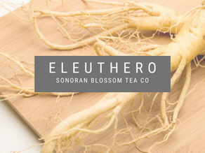 Eleuthero Root. Huh???