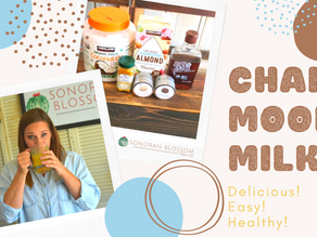 Chai Moon Milk - A delicious & savory tea with amazing health benefits!