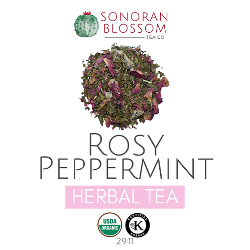 Rosy Peppermint