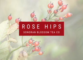 Put Your Rose Hips Into It!