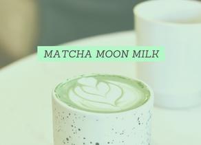 Matcha Moon Milk Recipe