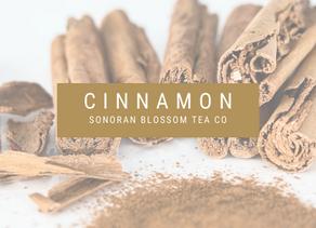 Cinnamon. Spice, Spice, Baby!