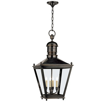 Sussex Lg. Hanging Lantern CHO5033BZ