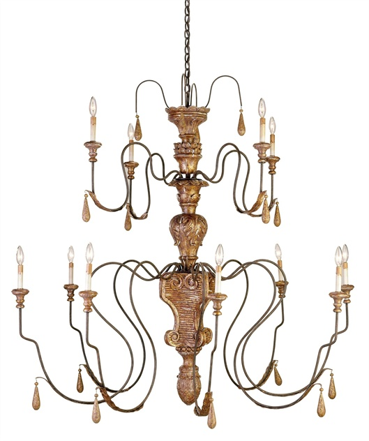 Mansion Chandelier 9314