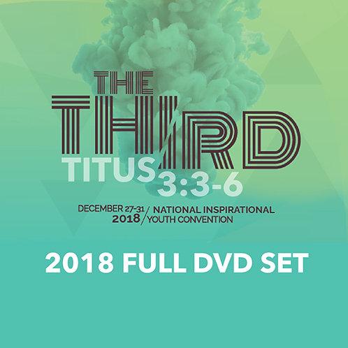 2018 NIYC - DVD Full Set