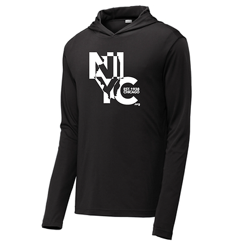 Men's Lightweight Hooded Pullover